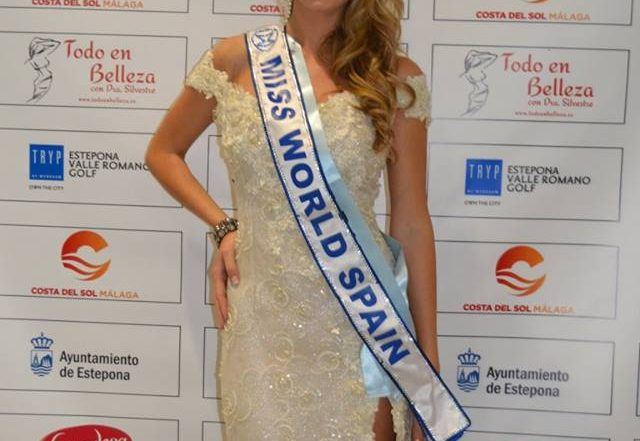 Miss World Spain 2015
