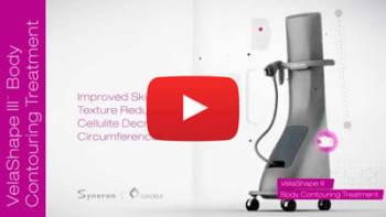 Video. Remodela, tonifica y elimina la celulitis con VelaShape® III