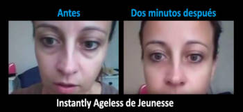 Instantly Ageless de Jeunesse 10 años mas joven en solo dos minutos