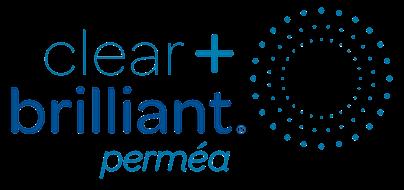 Logotipo Clear + Brilliance