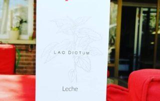 Lac Dictum lla leche limpiadora de Cuca Miquel