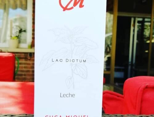 Leche limpiadora LAC DICTUM by Cuca Miquel